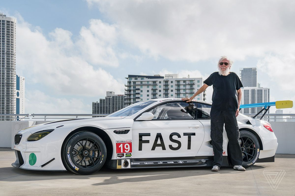 Exclusive John Baldessari On Designing The Newest BMW Art