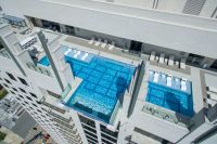 Sky pool at new Houston high-rise hangs 500 feet above ...