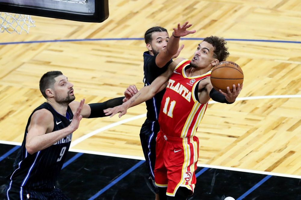 Hawks 115, Magic 112: Magic suffer disastrous loss after fourth quarter collapse - Orlando Pinstriped Post