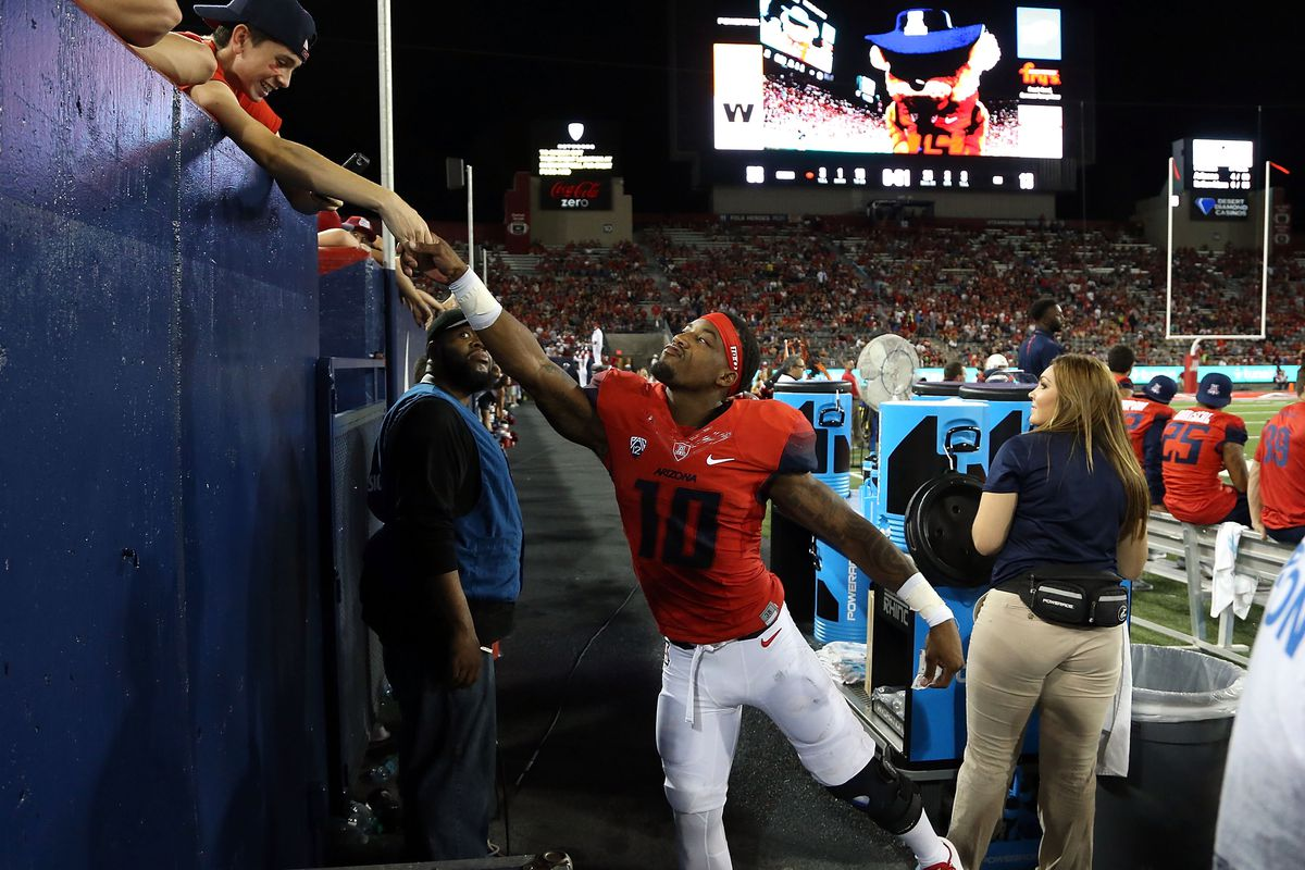 Arizona football Kickoff for Stanford game set for 8 PM
