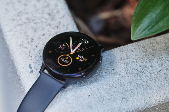 Samsung Galaxy Watch Active 2 Review Good Is As Good As It Gets The Verge
