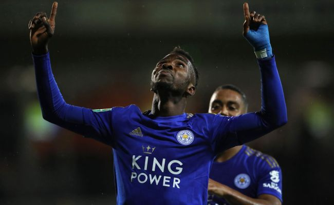League Cup Match Report Luton Town 0 4 Leicester City