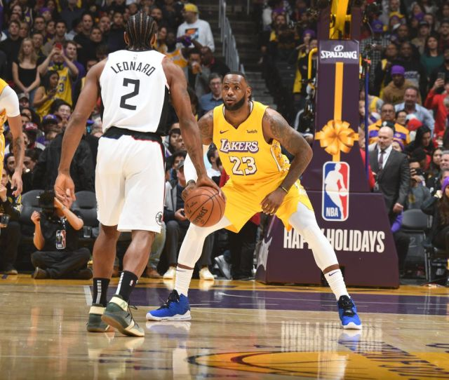 Nba Executive Says Theres No Way Lakers Beat Clippers In