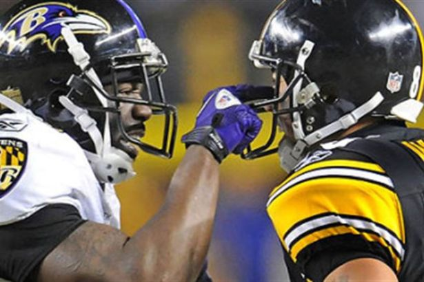 Image result for ravens vs steelers pictures