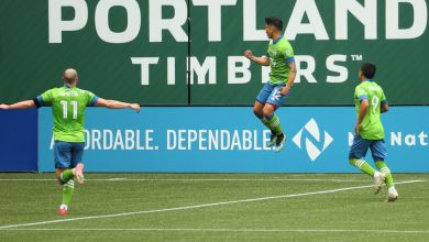 Five things we liked in Sounders' win over Timbers