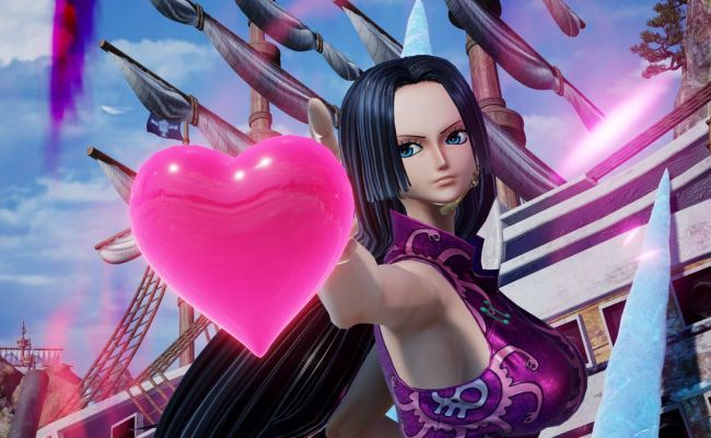 Jump Force S Lack Of Female Playable Characters Is