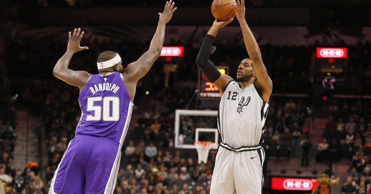 Game Preview: San Antonio Spurs vs. Sacramento Kings - Pounding The Rock