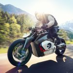 Bmw S New Electric Motorcycle Concept Is A Fresh Vision Of The Future The Verge