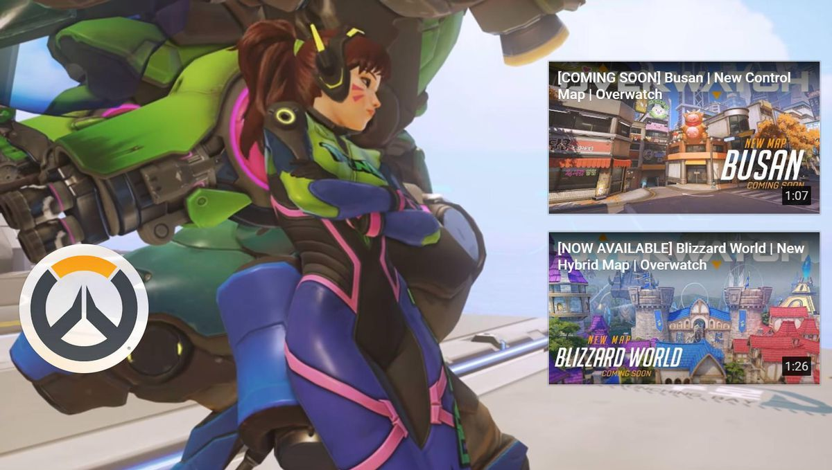 Blizzard Teases A New Nano Cola DVa Skin Heroes Never Die