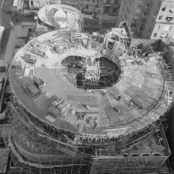 Frank Lloyd Wright Guggenheim Museum History Of