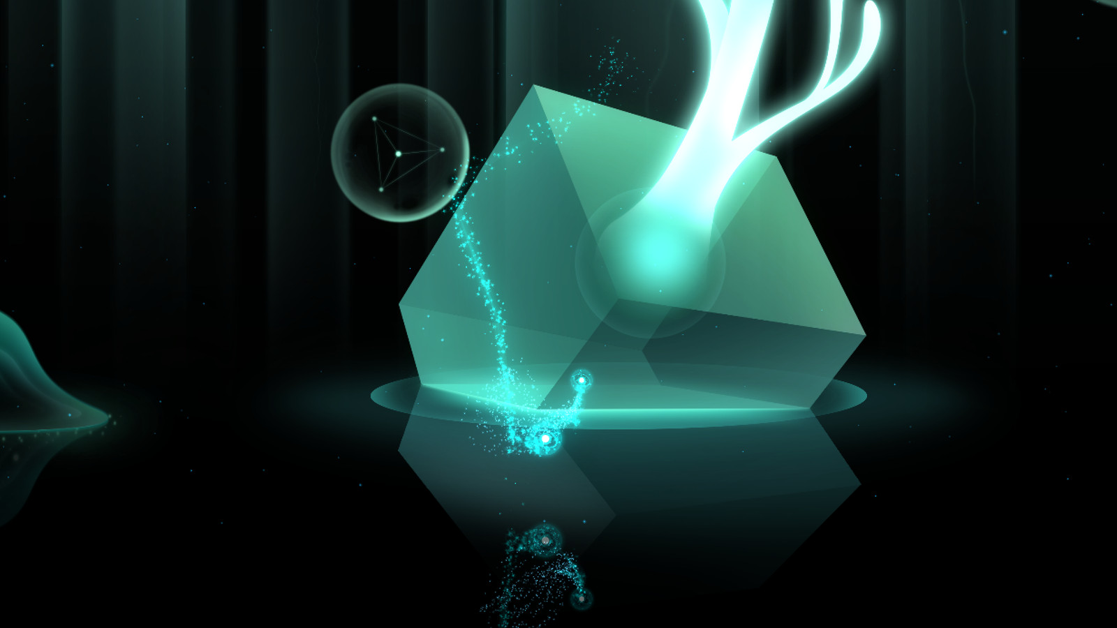 Gemini Is A Graceful Gorgeous Game Project Polygon