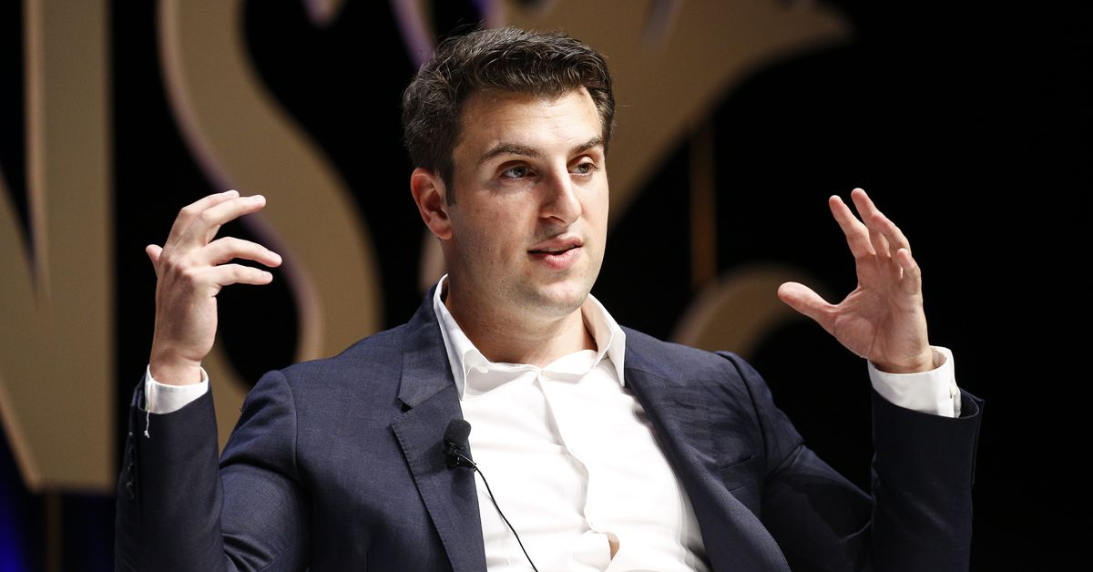Airbnb's CEO thinks the platform can replace your landlord