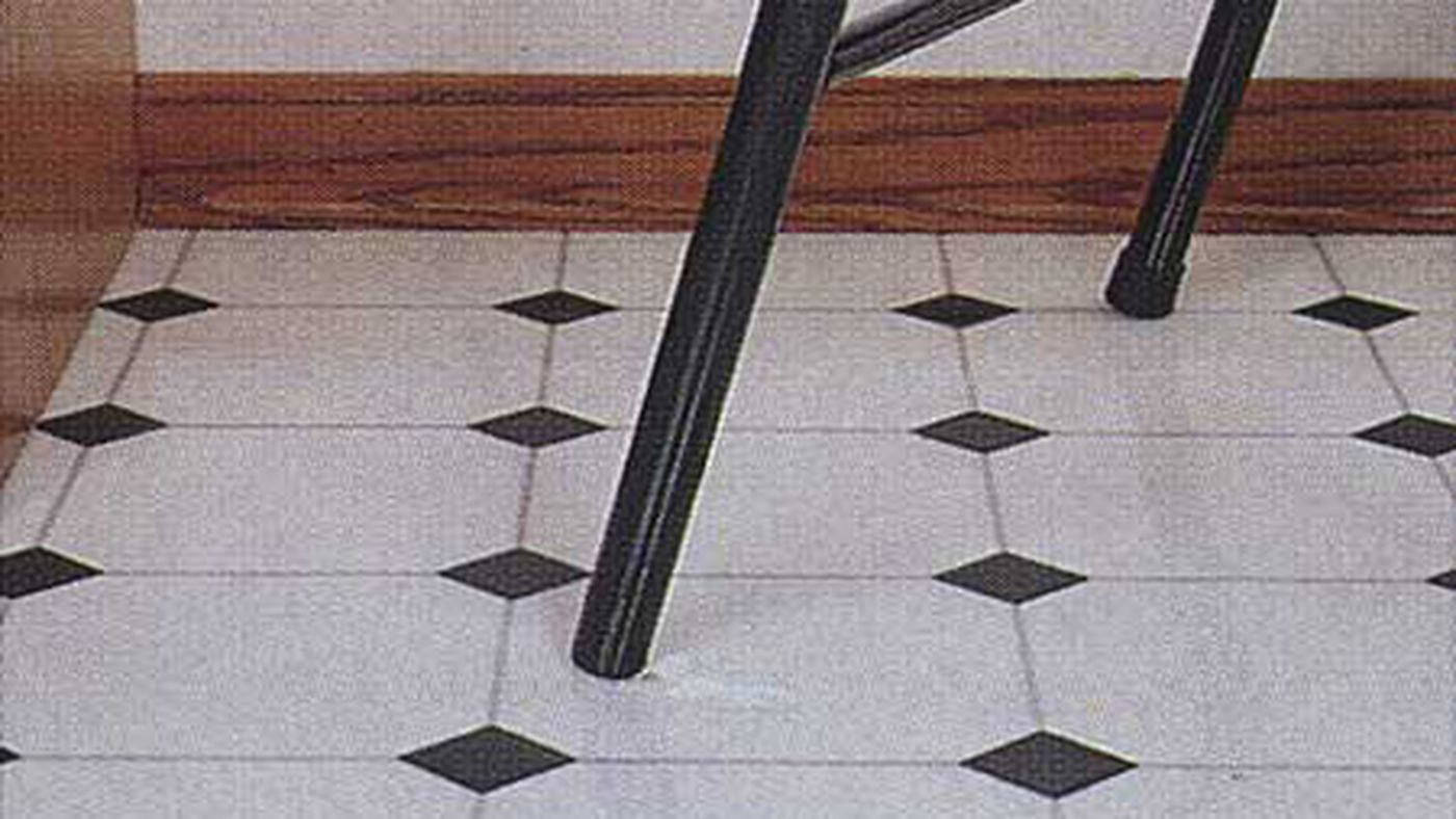 fast fixes for vinyl floors this old