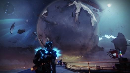 Broken Traveler Destiny 2