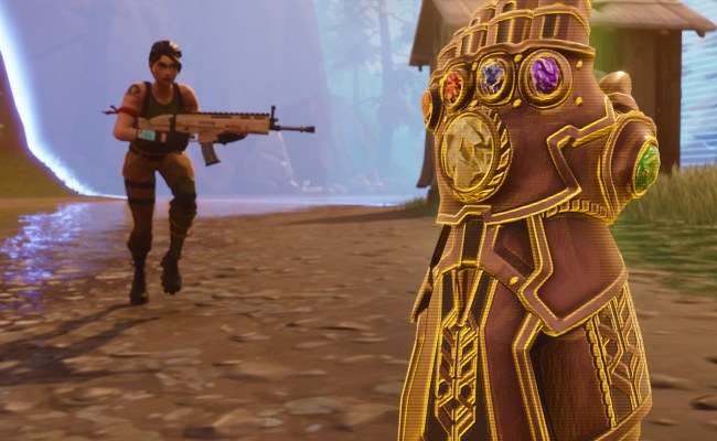 How Do You Win In Fortnite S Infinity Gauntlet Mode Polygon