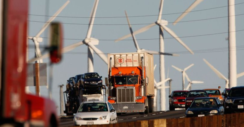 California makes zero-emission trucks and vans mandatory by 2045 2