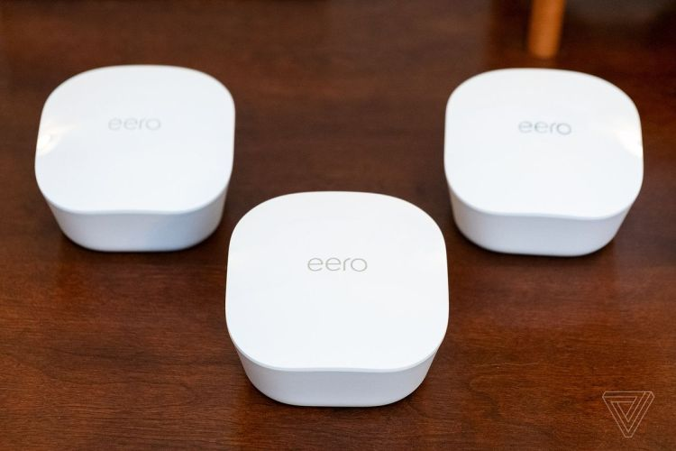 Eero three-pack of routers