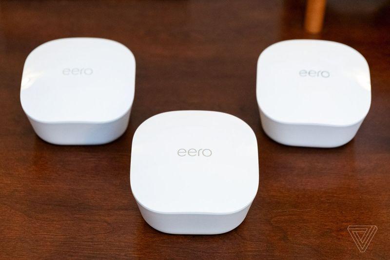 Confezione da tre router Eero