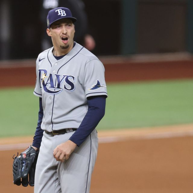 Tampa Bay Rays ace Blake Snell traded to San Diego Padres, shaking up American League - Athletics Nation