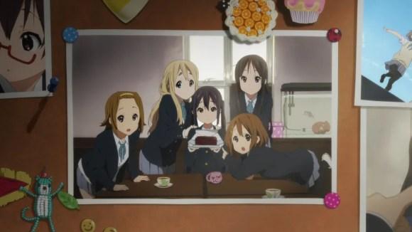 K-ON dari Kyoto Animation