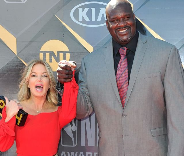 Jeanie Buss Says The Lakers Signing Lebron James In Free Agency Felt Like When They Signed Shaq
