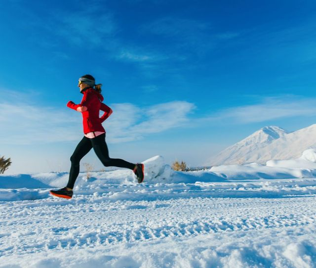 Do You Burn More Calories Exercising In The Cold Heres What The Science Says
