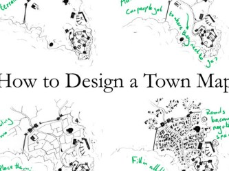 The no bullshit guide to better town maps for your D&D campaign or fantasy novel Polygon