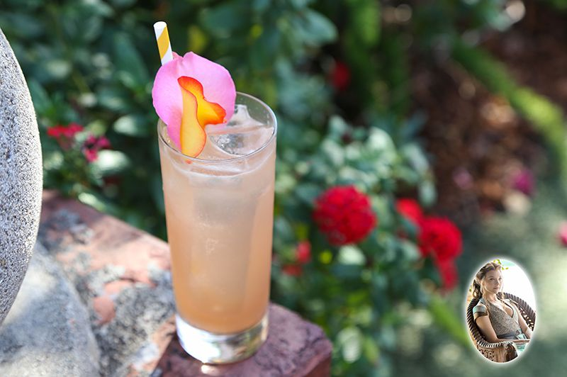 Flower Power 26 Rose Cocktails to Try This Summer  Eater