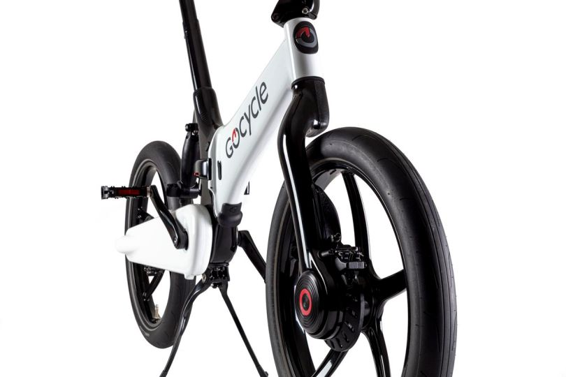 Fully Integrated Single Sided Front Fork Houses New G4drive Electric Motor