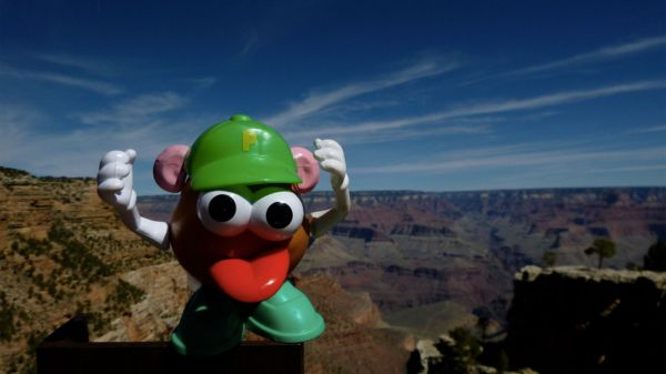 Kidnapped . Potato Head '-baked Adventure