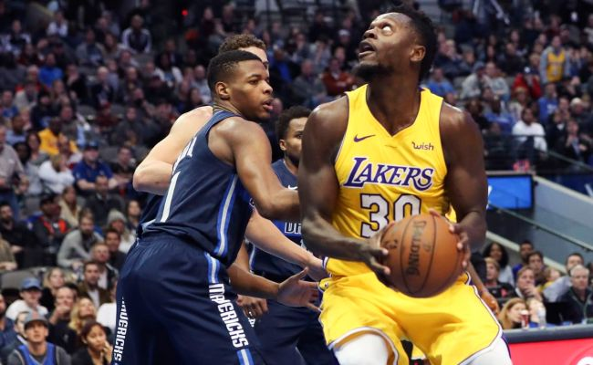 Lakers Vs Mavericks Start Time Tv Schedule And Game