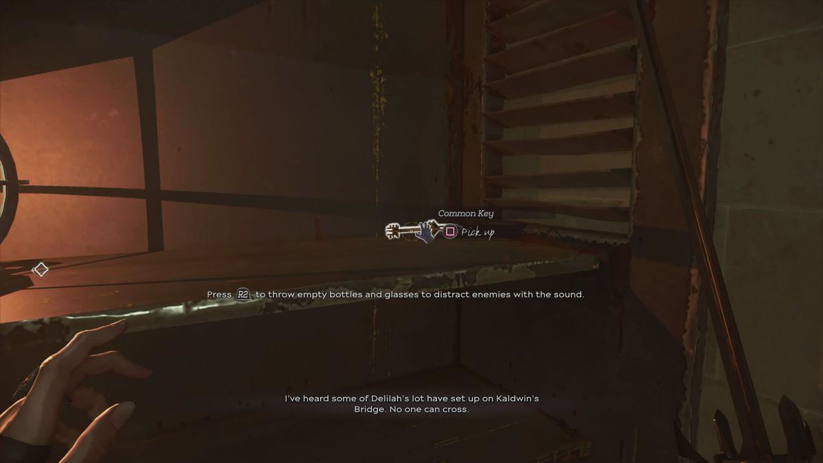 dishonored 2 walkthrough level