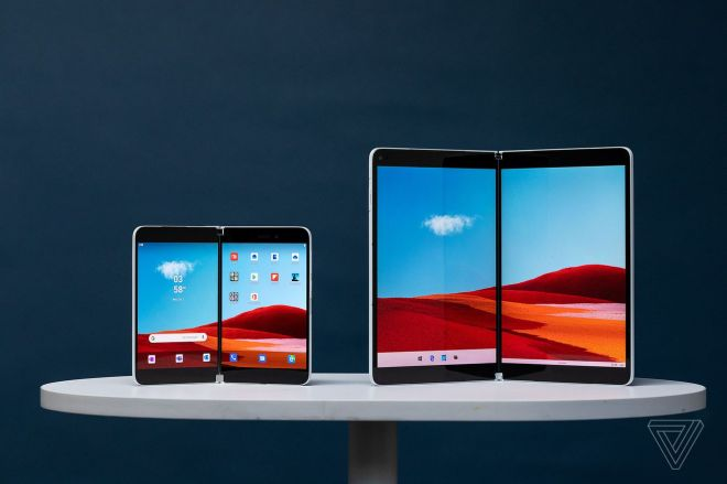 akrales_191002_3704_0482.0 This is Microsoft's vision for dual-screen apps on Windows 10X and Android | The Verge