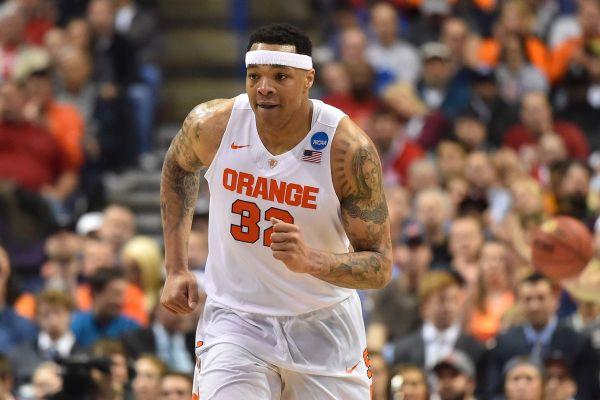 Syracuse Basketball Dajuan Coleman Wear