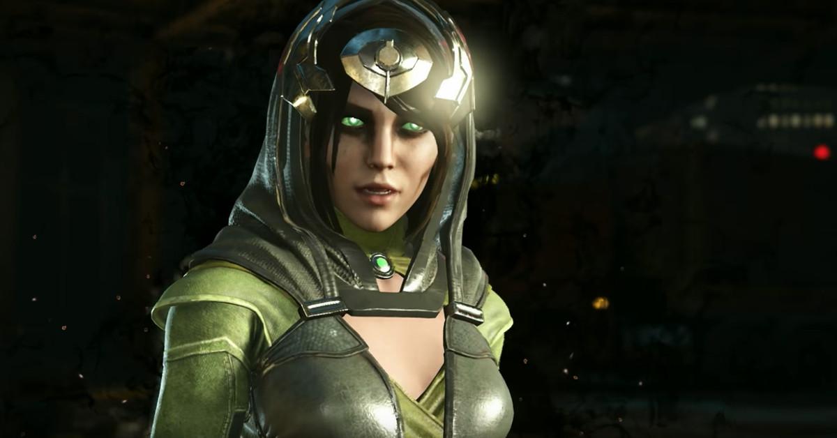 Injustice 2 Roster Adds Enchantress Next Week Polygon