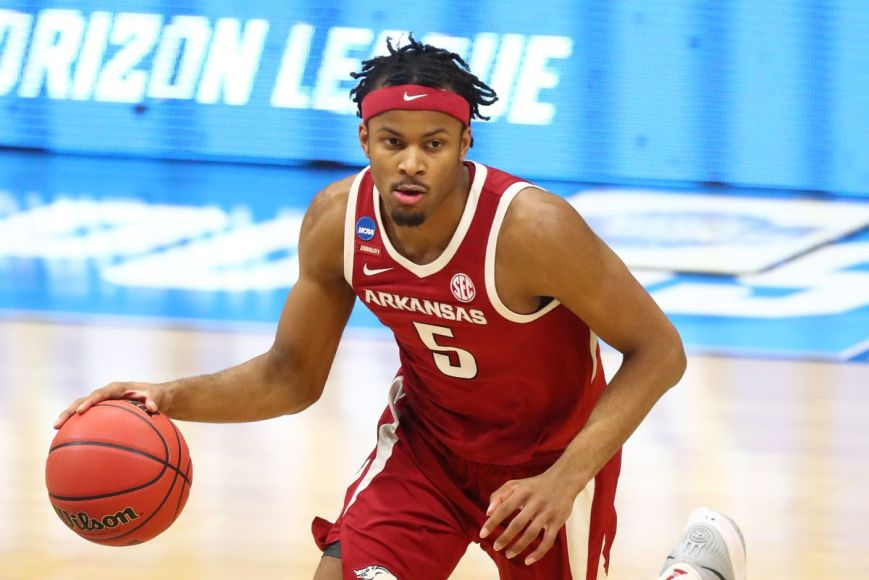 2021 NBA Draft scouting report: Moses Moody - Peachtree Hoops