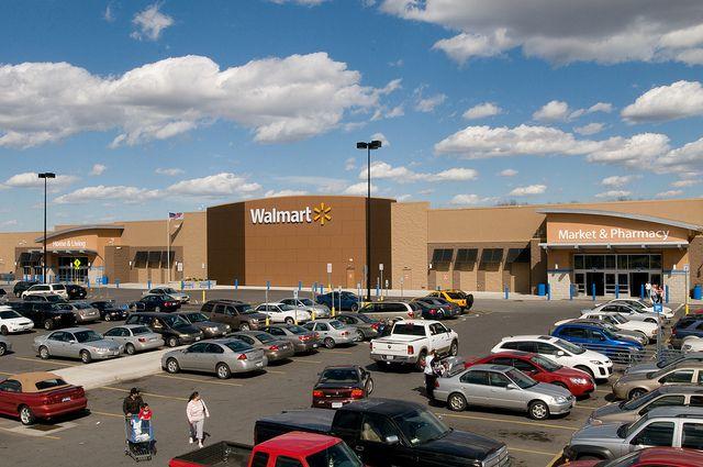 Walmart http://www.flickr.com/photos/walmartcorporate/5684733482/