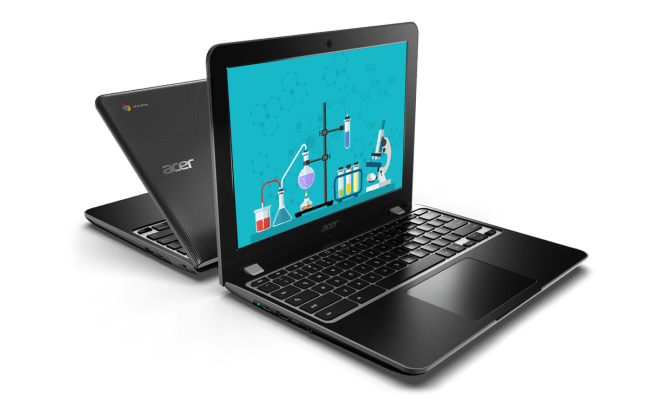 Acer Announces Two New Educational 12 Inch Chromebooks