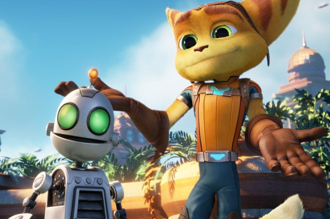 ratchetclank.0.0 Sony is giving away Ratchet and Clank to PS4 and PS5 owners | The Verge