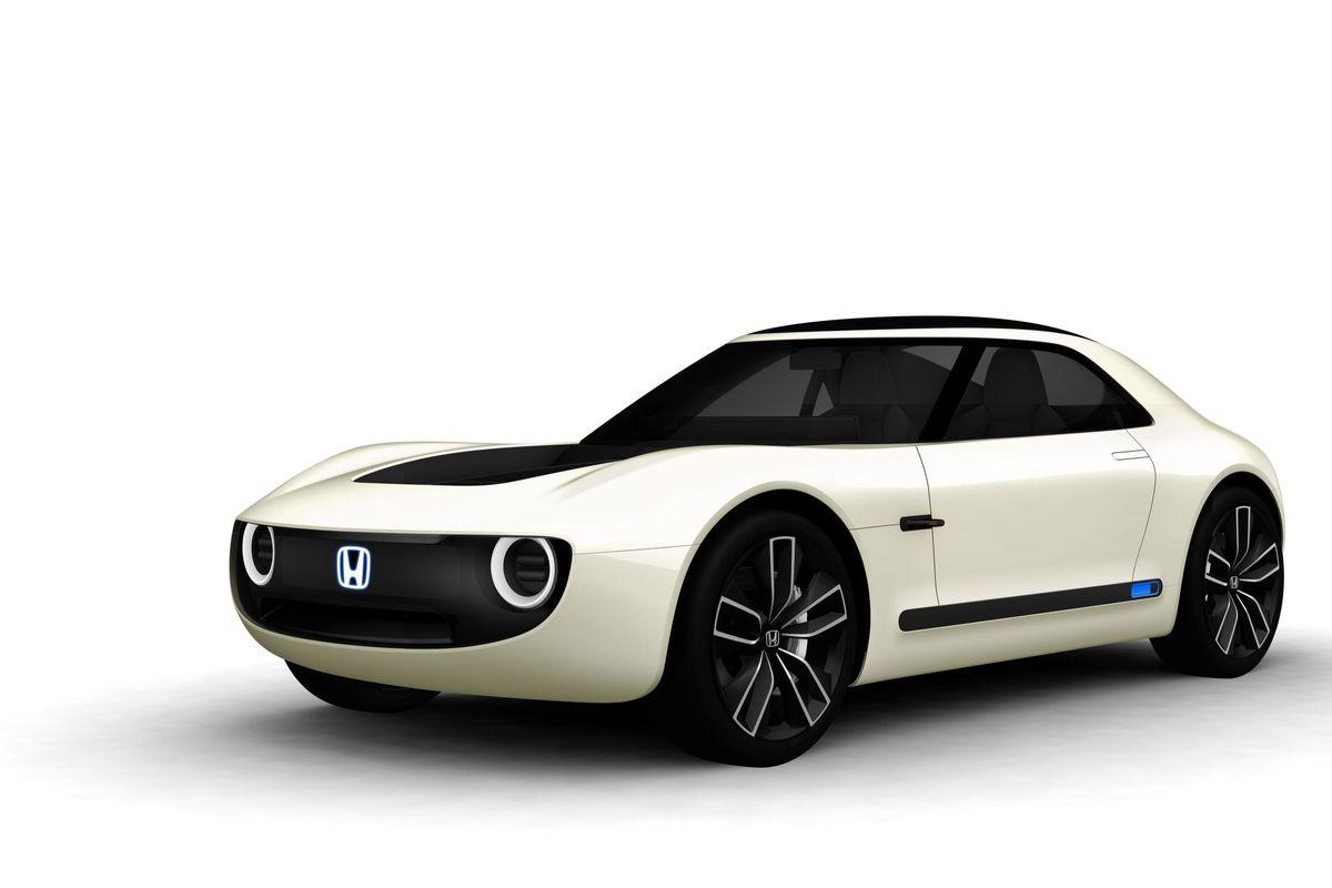 My New Honda Minimoto Electric Pocket Bike  Electric Cars