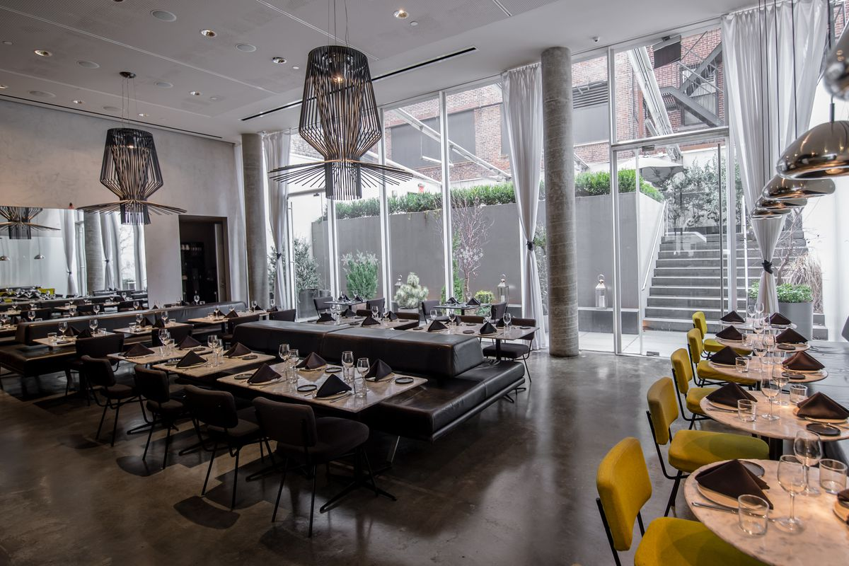 La Central in Hotel Americano Opens in Chelsea Today  Eater NY