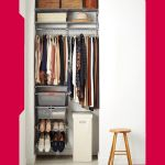 Storage Ideas These Container Store Closets Keep Chaos At