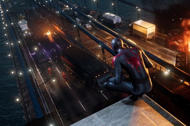 image__1_.0 Spider-Man: Miles Morales trailer shows off first look at gameplay on PS5   The Verge