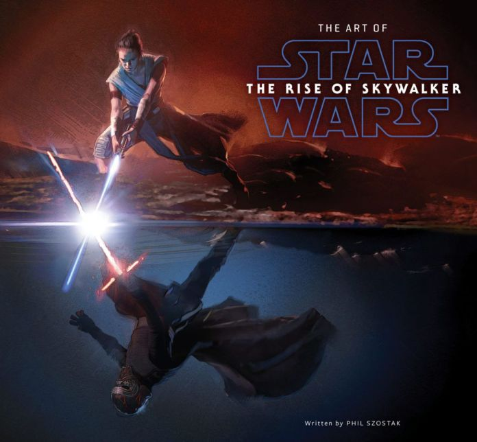 Lucasfilm just announced the Star Wars books that will lead to The Rise of Skywalker