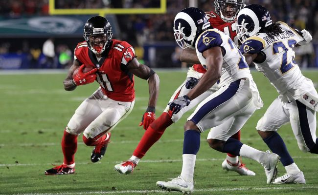 Why Julio Jones Might Want An Updated Contract And