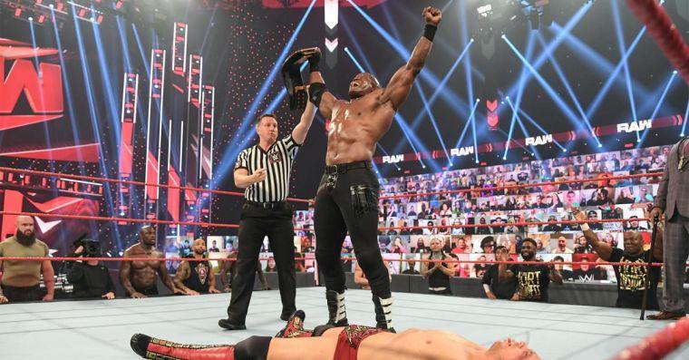 Lashley praises Miz as the 'perfect' wrestler to beat for the gold