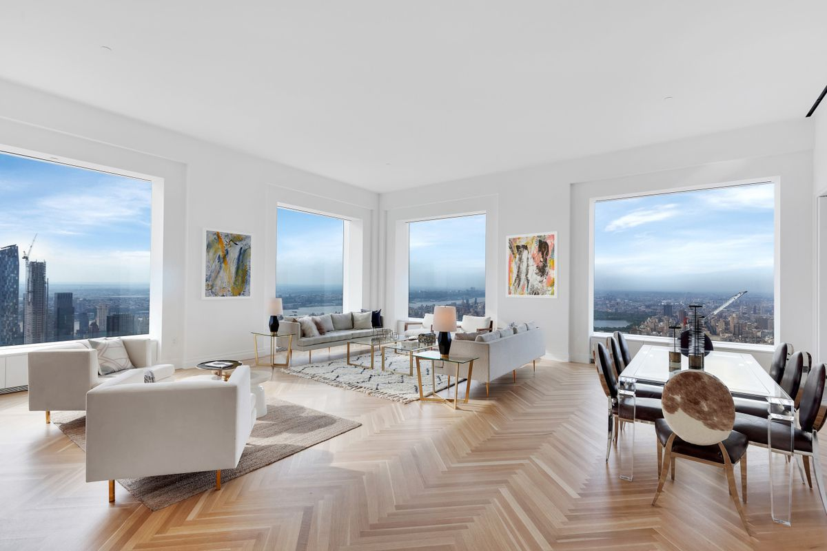 432 Park Avenue pad seeks 31M after selling for less in September  Curbed NY