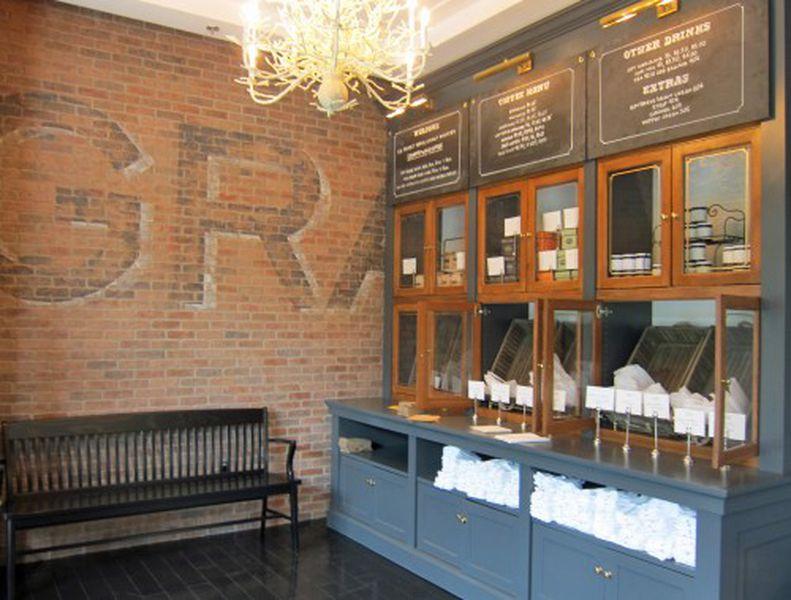 Grace Kitchen Open in U Village  Eater Seattle