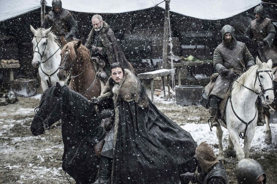 Image result for game of thrones stormborn episode