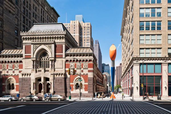 Pennsylvania Academy Of Fine Arts Finds Place North Broad - Curbed Philly